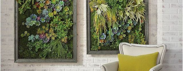 Beautiful Living Wall Indoor Decoration Ideas To Be A Fresh Home 32