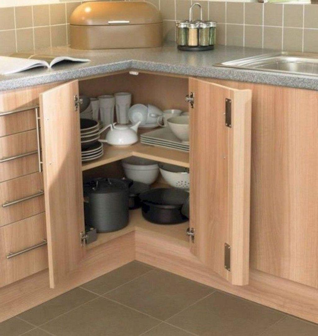 Best Design Ideas For Kitchen Organization Cabinets 02