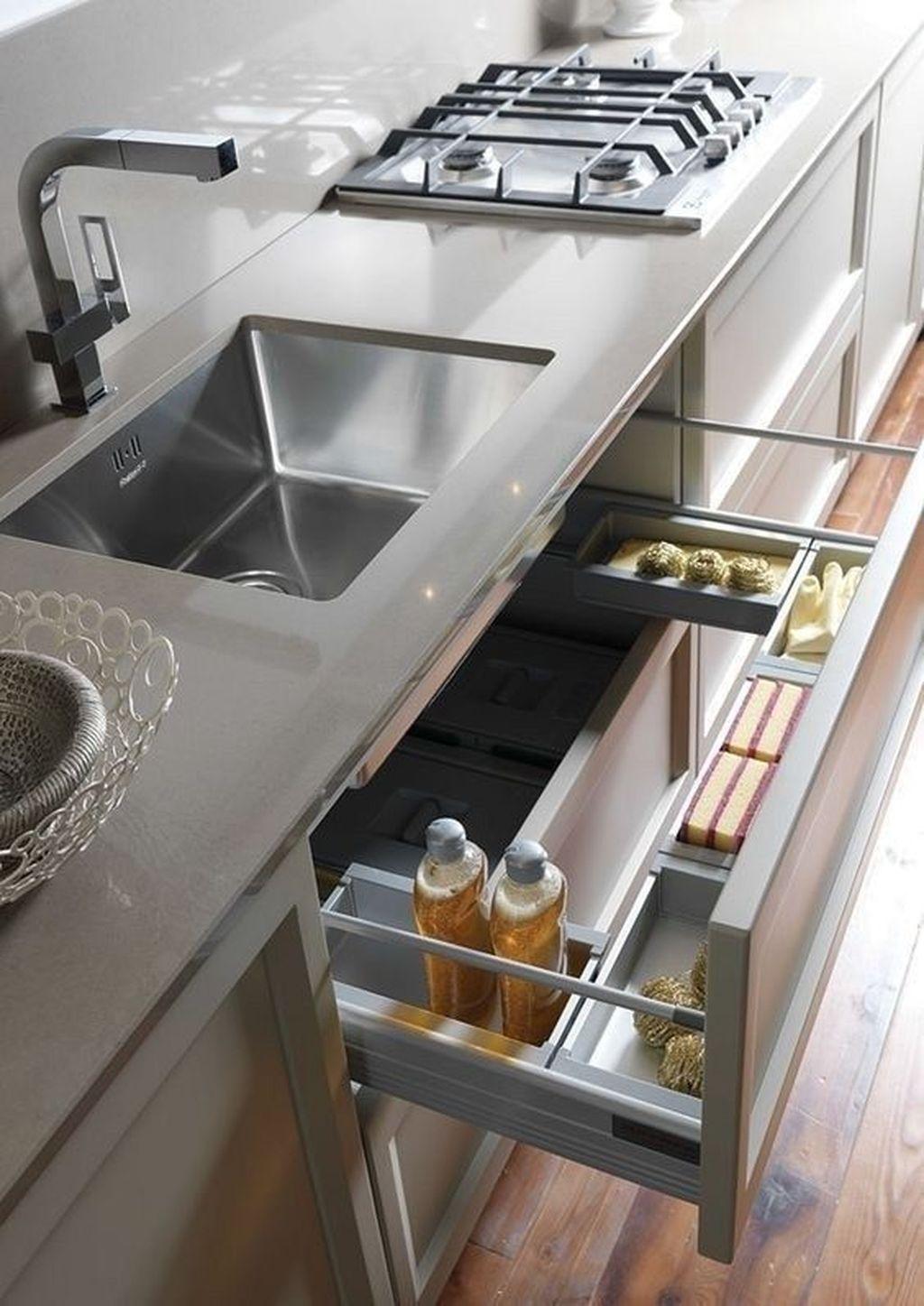 Best Design Ideas For Kitchen Organization Cabinets 04
