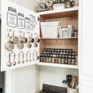 Best Design Ideas For Kitchen Organization Cabinets 32