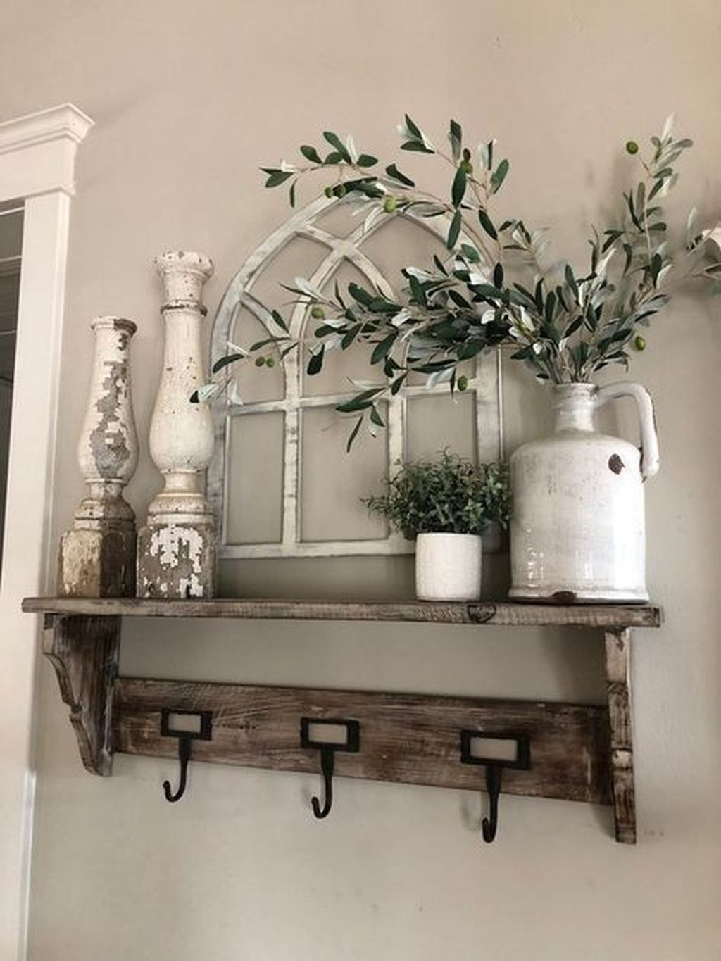 Gorgeous Farmhouse Style Decorating Ideas To Beautify Your Interior 29