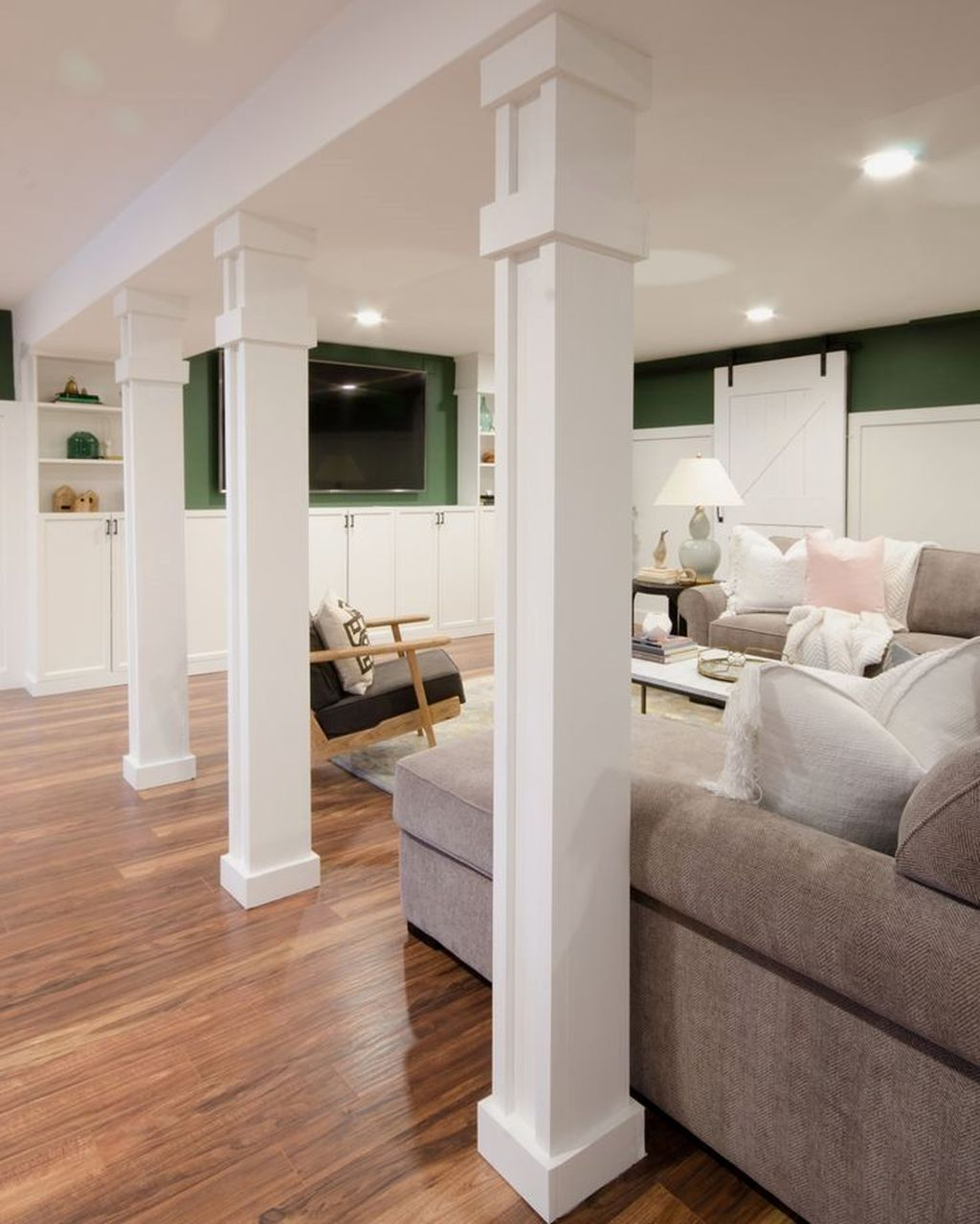 Stunning Basement Remodel Ideas Be A Beautiful Living Space 01
