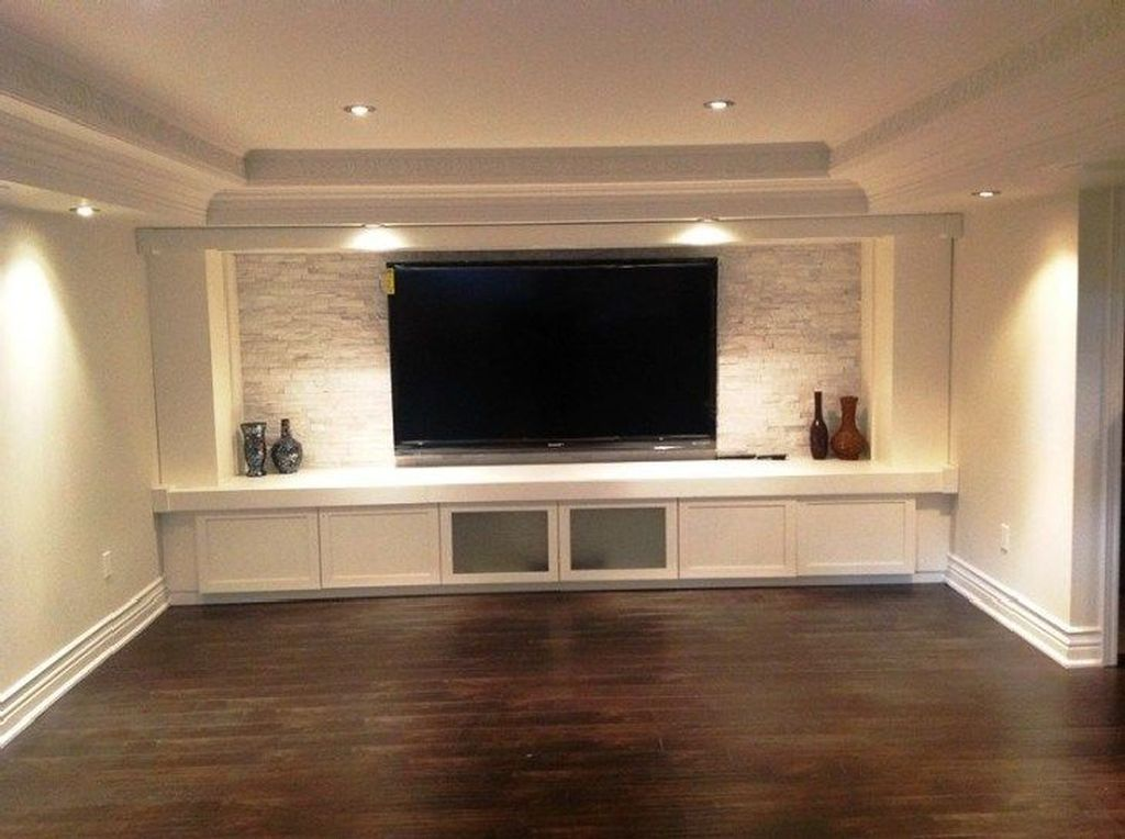 Stunning Basement Remodel Ideas Be A Beautiful Living Space 09