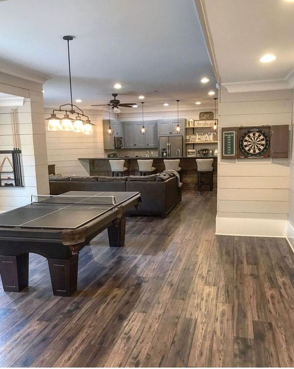 Stunning Basement Remodel Ideas Be A Beautiful Living Space 20