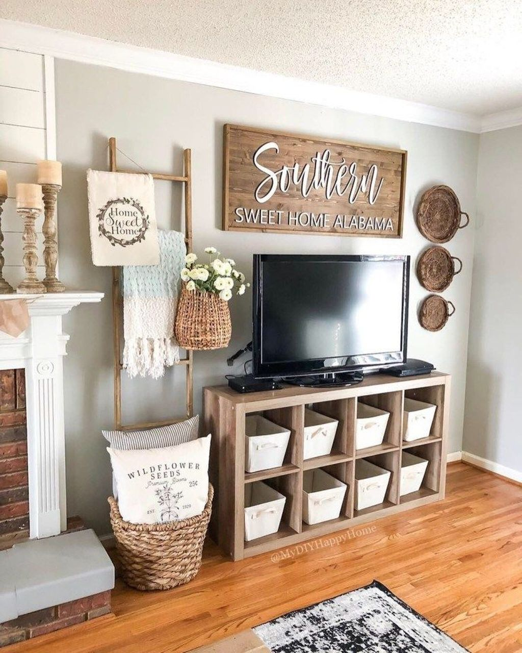 The Best Ideas To Decorate Interior Design With Farmhouse Style 31