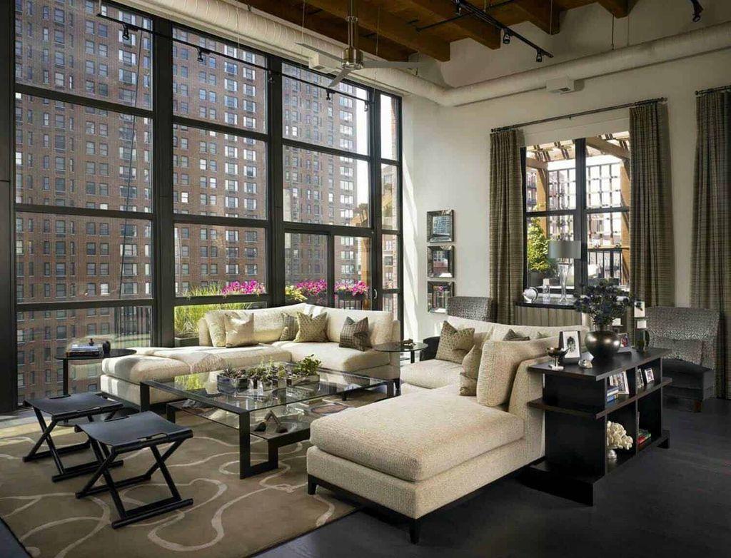 Amazing Contemporary Living Room Decoration Ideas 02