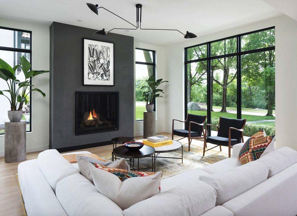 Amazing Contemporary Living Room Decoration Ideas 06