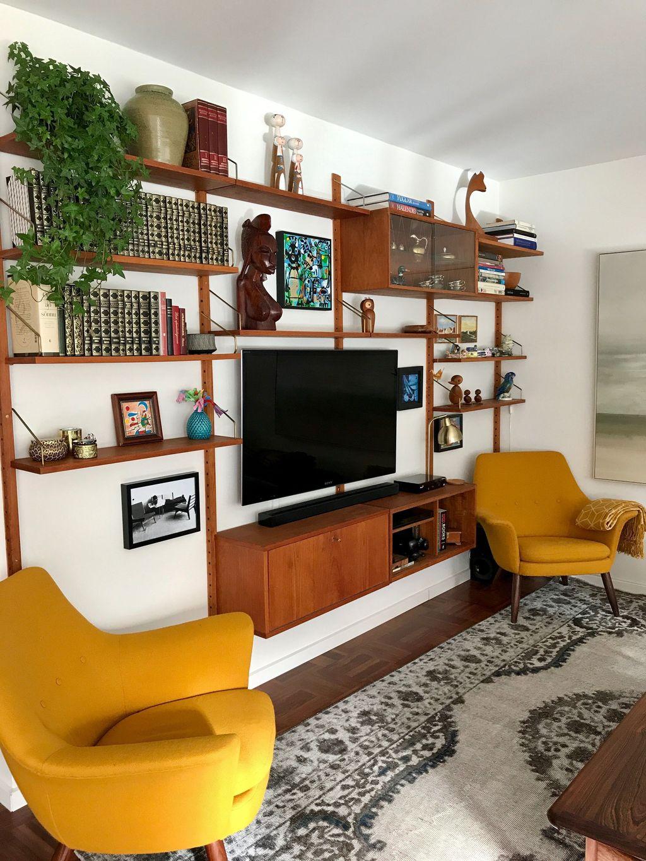 Amazing Contemporary Living Room Decoration Ideas 19