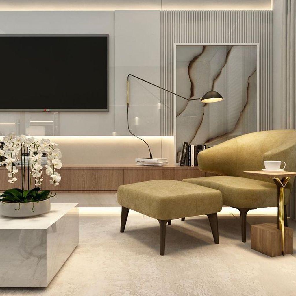 Amazing Contemporary Living Room Decoration Ideas 28