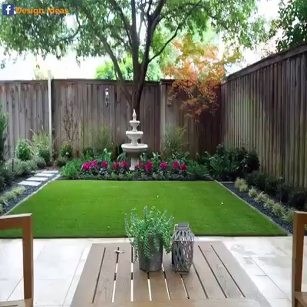Beautiful Garden Design Ideas That You Should Try Now 19