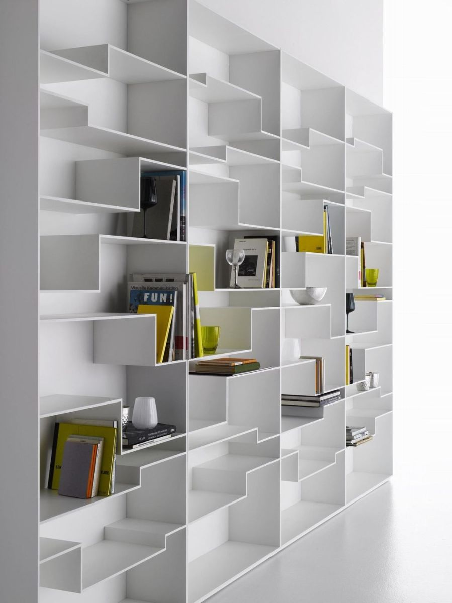 Fabulous Bookshelf Design Ideas For Your Interior Decor 02