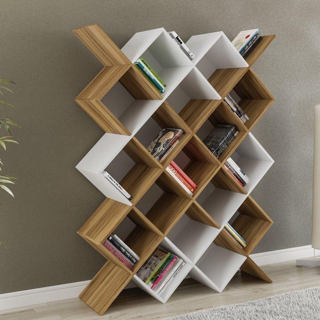 Fabulous Bookshelf Design Ideas For Your Interior Decor 05