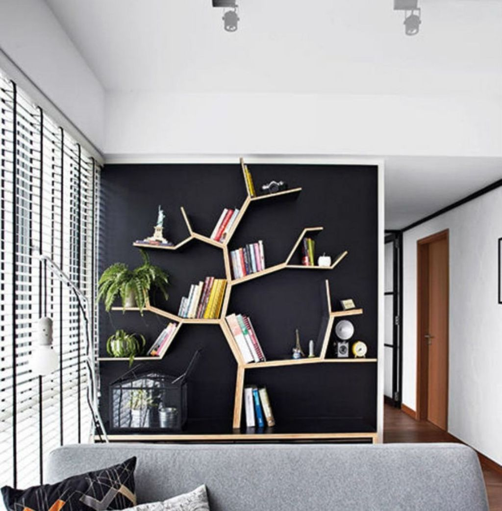 Fabulous Bookshelf Design Ideas For Your Interior Decor 30