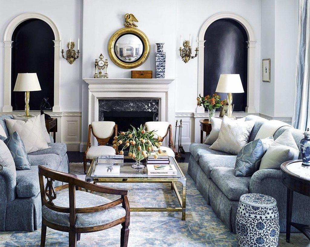 Fascinating Traditional Living Room Decor Ideas You Will Love 28