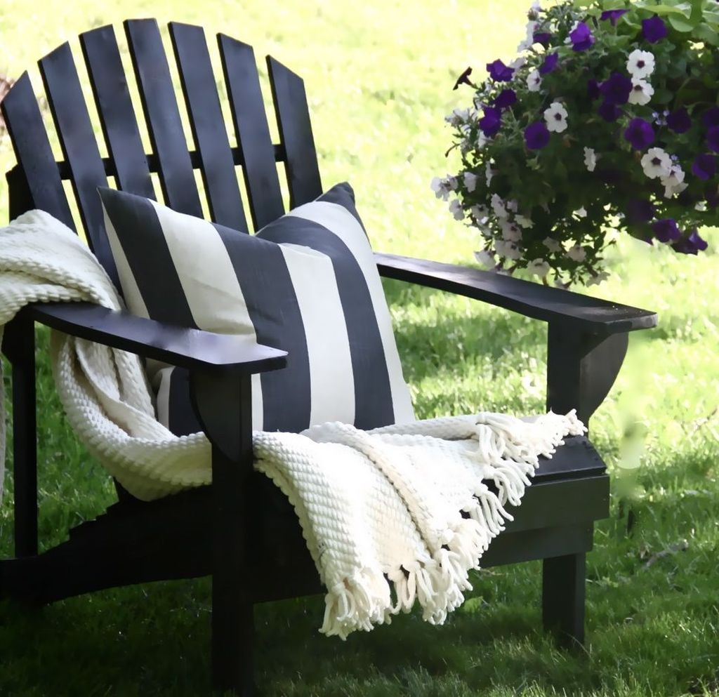Gorgeous Outdoor Chairs Design Ideas 20