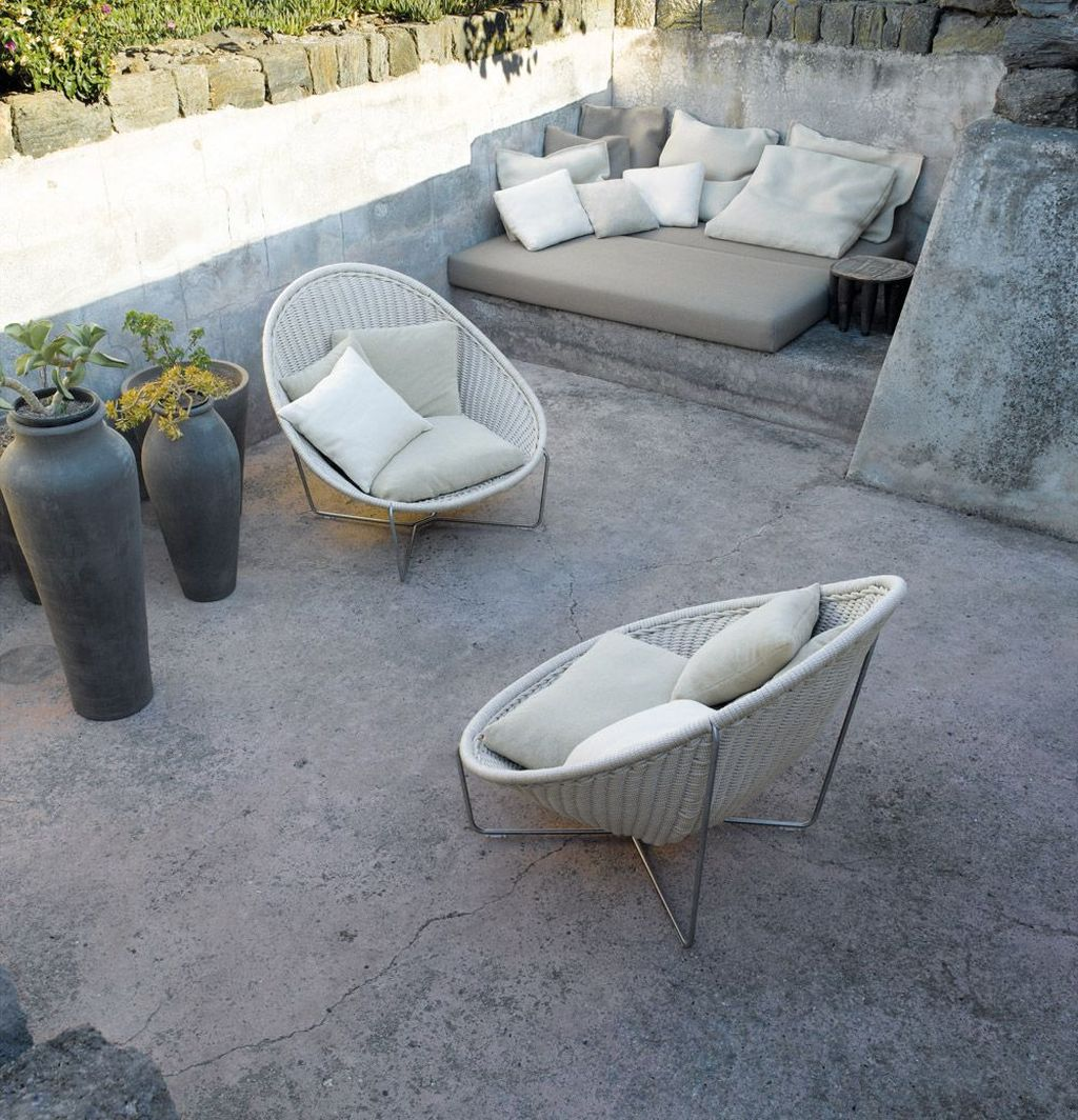 Gorgeous Outdoor Chairs Design Ideas 30