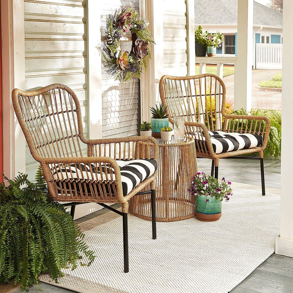 Gorgeous Outdoor Chairs Design Ideas 32