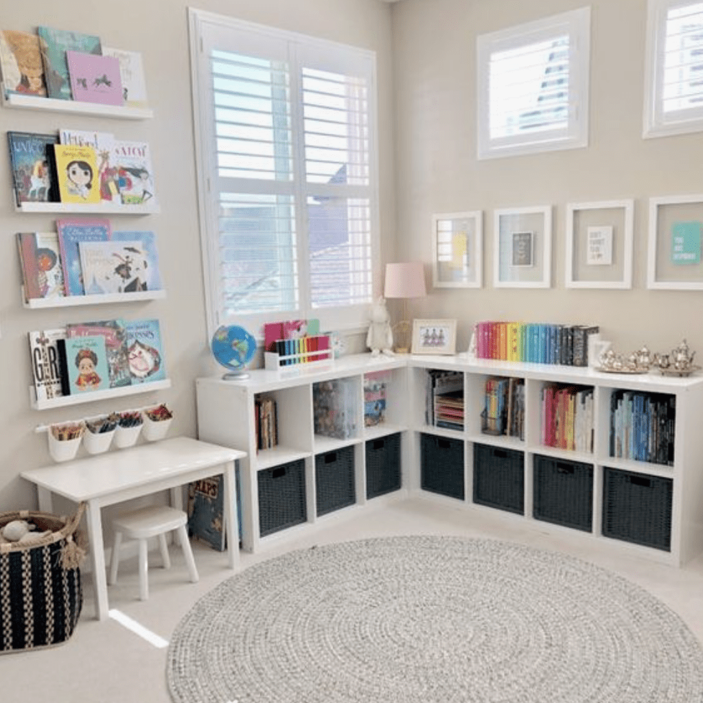 Nice Playroom Design Ideas For Your Kids 20