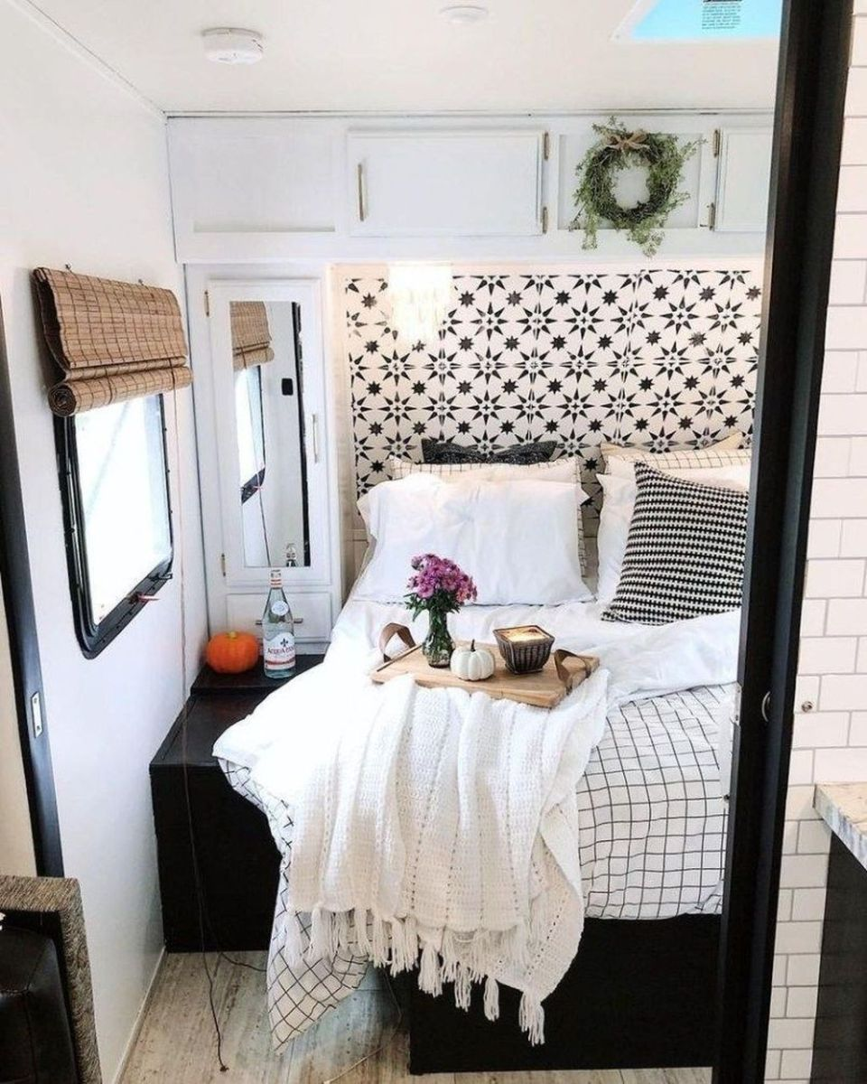 Nice RV Bedroom Ideas That Will Inspire You 02