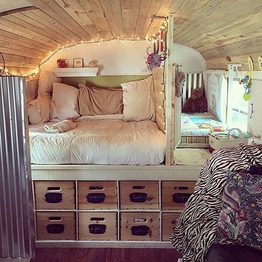 Nice RV Bedroom Ideas That Will Inspire You 11