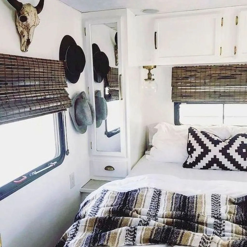 Nice RV Bedroom Ideas That Will Inspire You 15