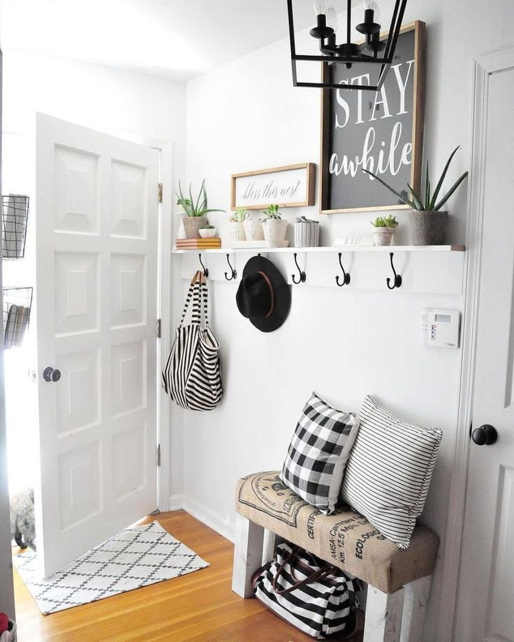 Popular Entryway Decor Ideas You Should Copy Now 01