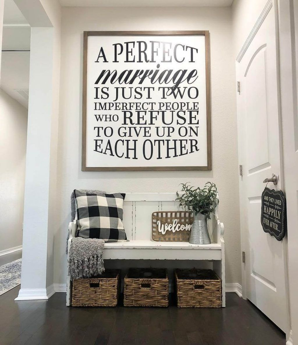 Popular Entryway Decor Ideas You Should Copy Now 28