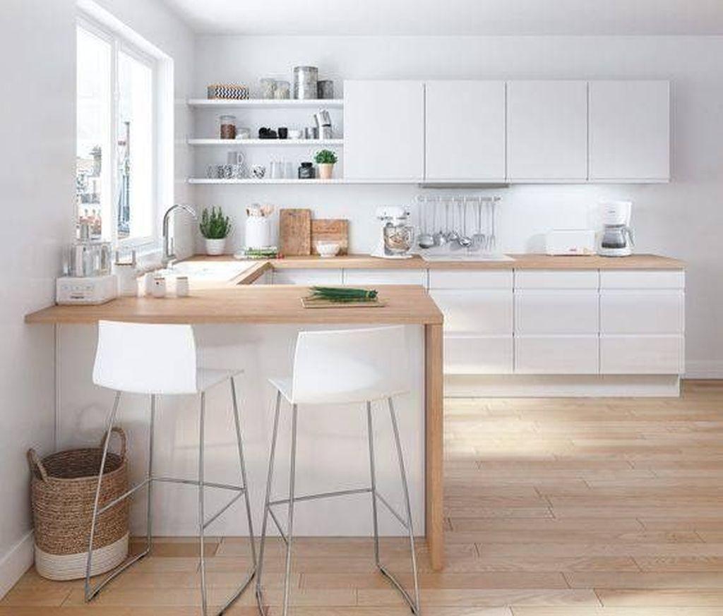 Popular Minimalist Kitchen Design Ideas You Never Seen Before 01