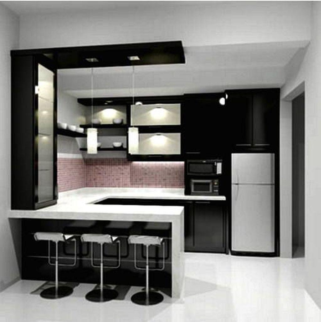 Popular Minimalist Kitchen Design Ideas You Never Seen Before 31