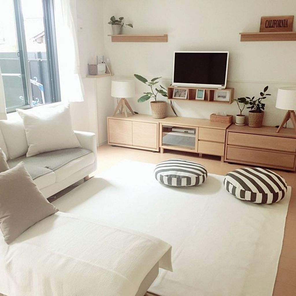 Recommended Minimalist Living Room Decor Ideas That Will Inspire You 09