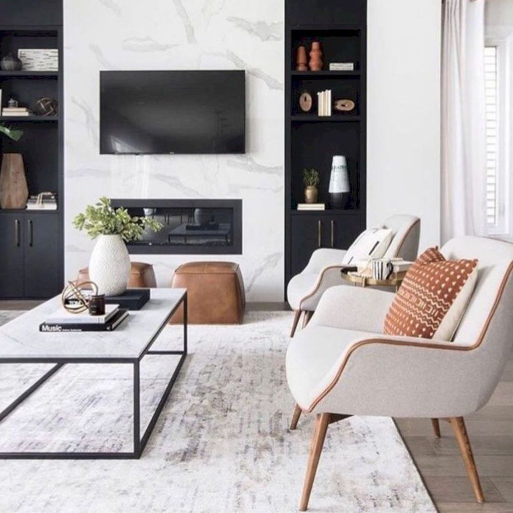 Recommended Minimalist Living Room Decor Ideas That Will Inspire You 32