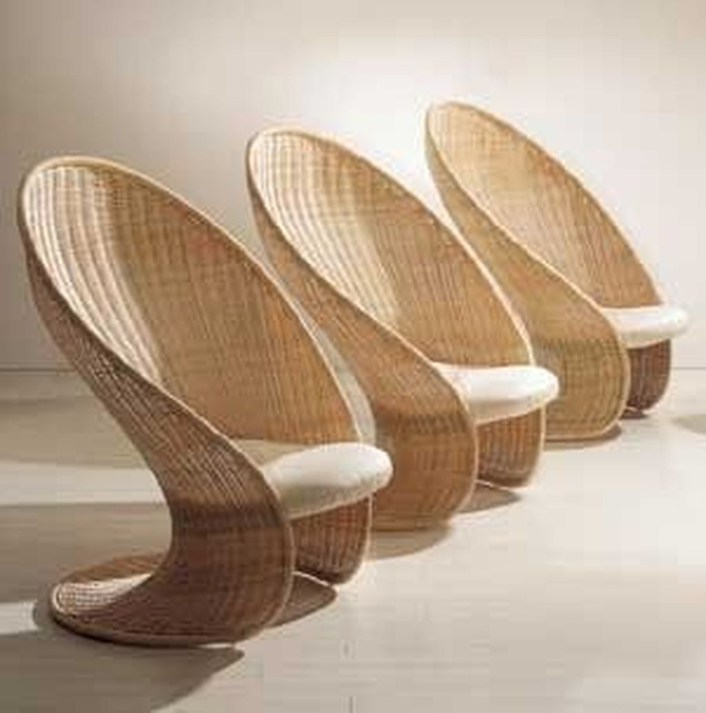 Stunning Rattan Furniture Design Ideas 03