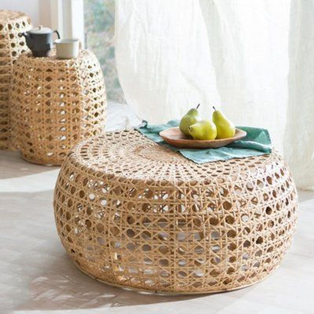 Stunning Rattan Furniture Design Ideas 07
