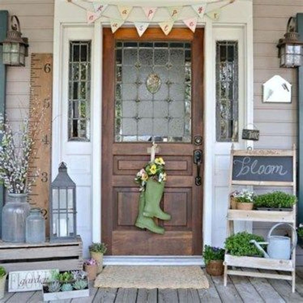 The Best Small Front Porch Ideas To Beautify Your Home 13