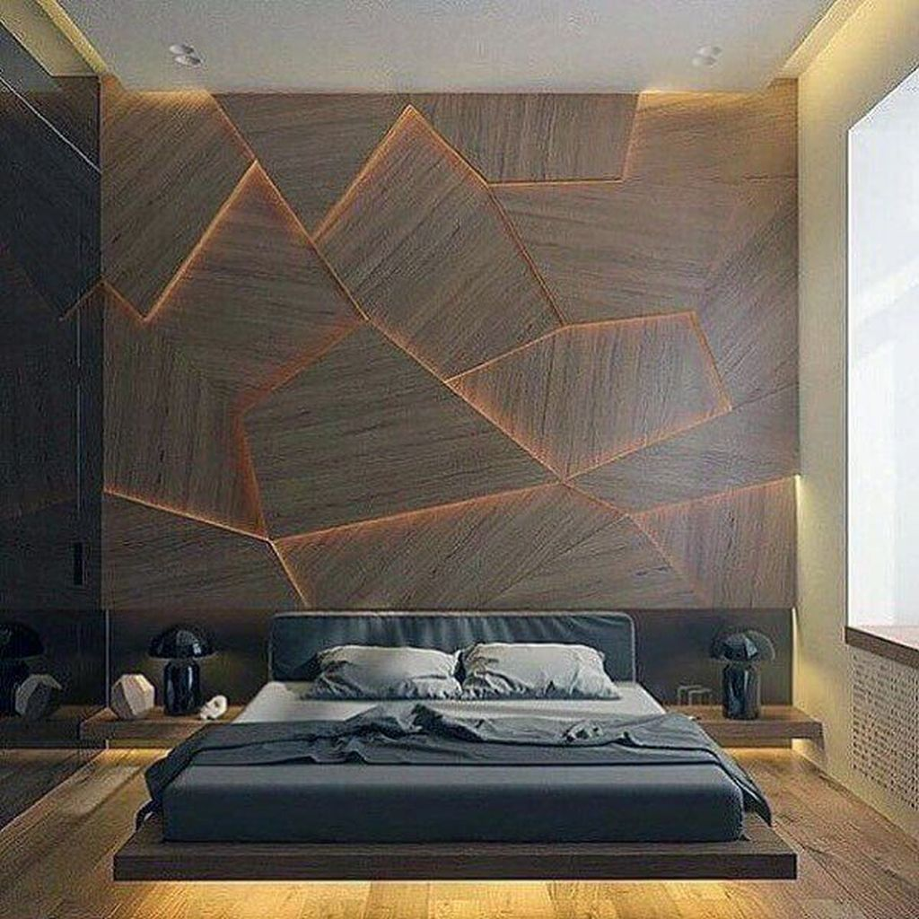 Wonderful Luxury Bedroom Design Ideas You Will Love 11