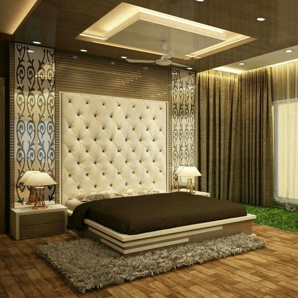 Wonderful Luxury Bedroom Design Ideas You Will Love 20