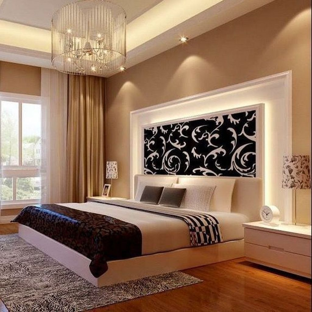 Wonderful Luxury Bedroom Design Ideas You Will Love 29