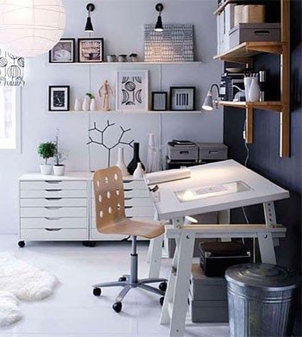 Wonderful Workspace Inspiration That You Have To Try 12