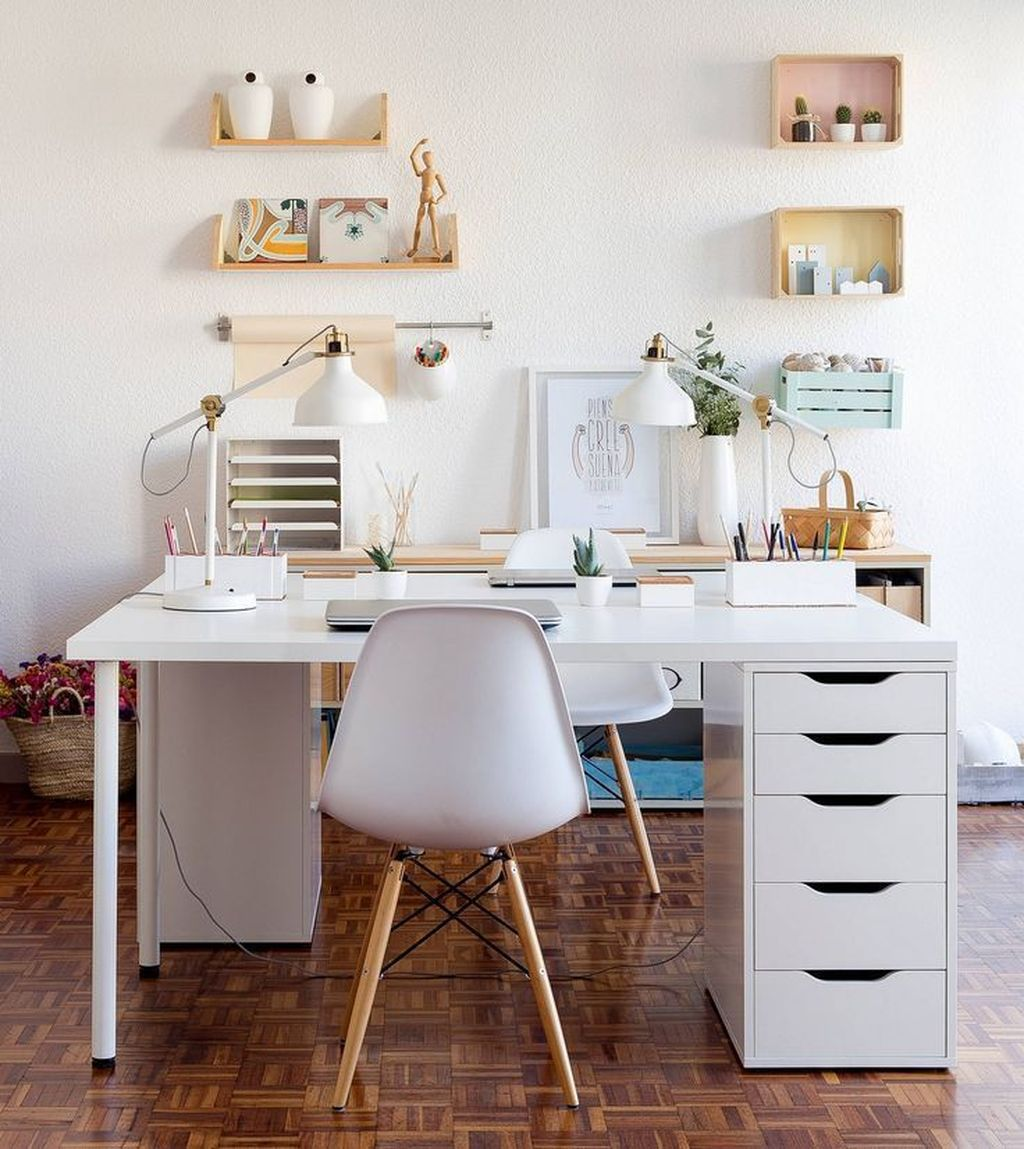 Wonderful Workspace Inspiration That You Have To Try 34