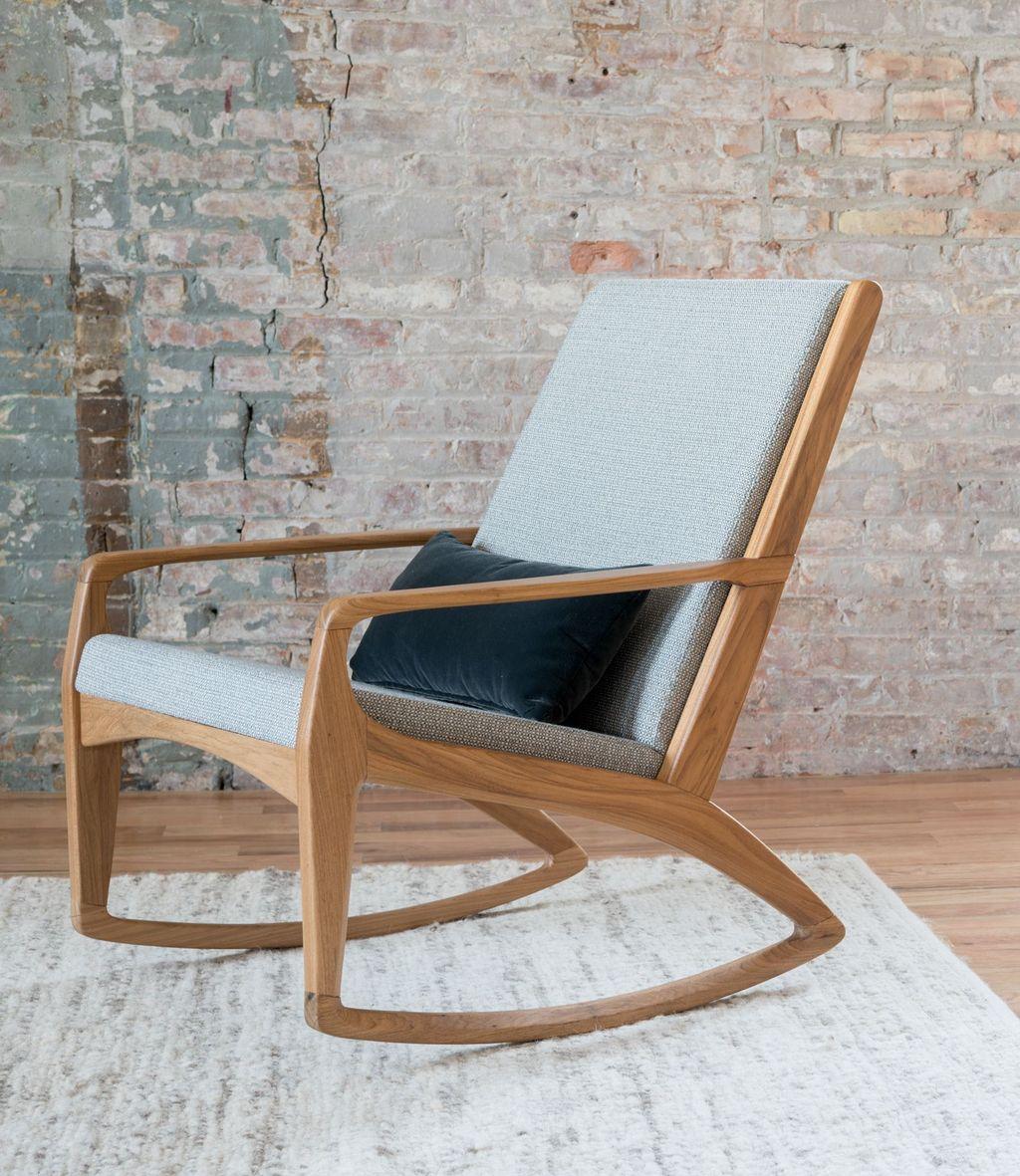 Amazing Rocking Chair Design Ideas 12