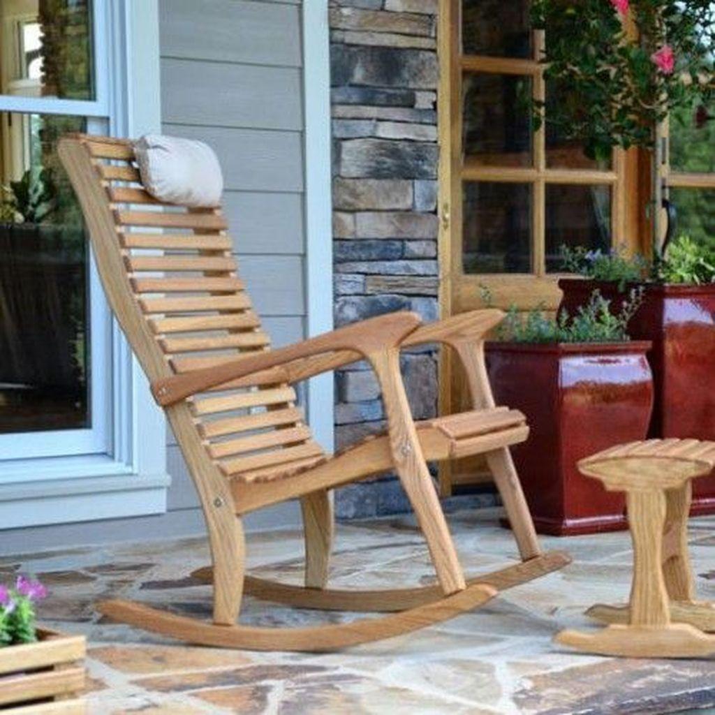 Amazing Rocking Chair Design Ideas 22