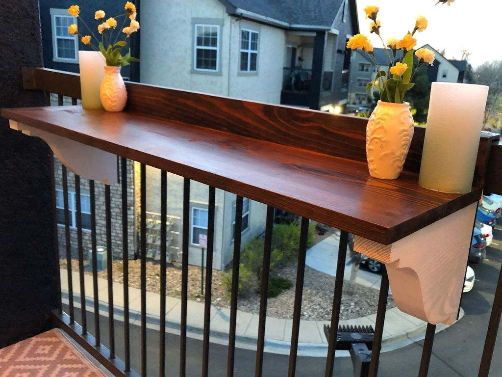 Awesome Balcony Railing Design Ideas To Beautify Your Exterior 02