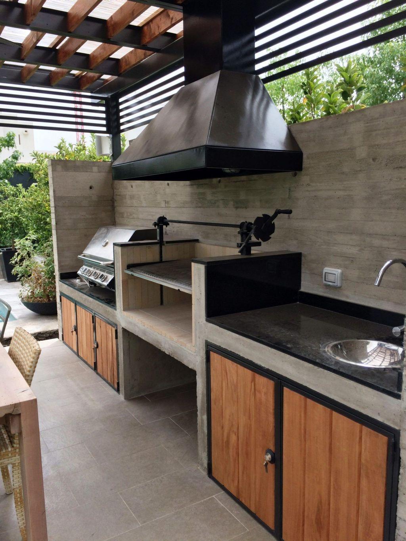 Fabulous Outdoor Kitchen Design Ideas 06