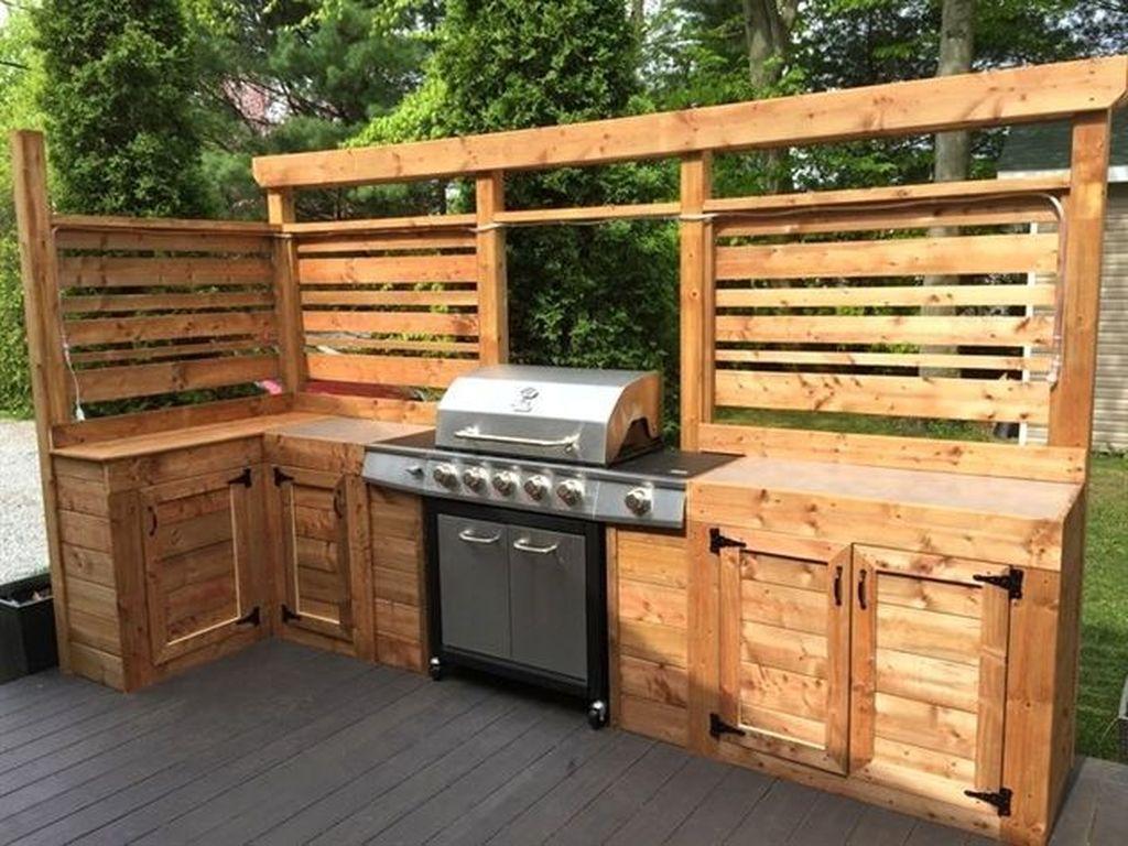 Fabulous Outdoor Kitchen Design Ideas 22