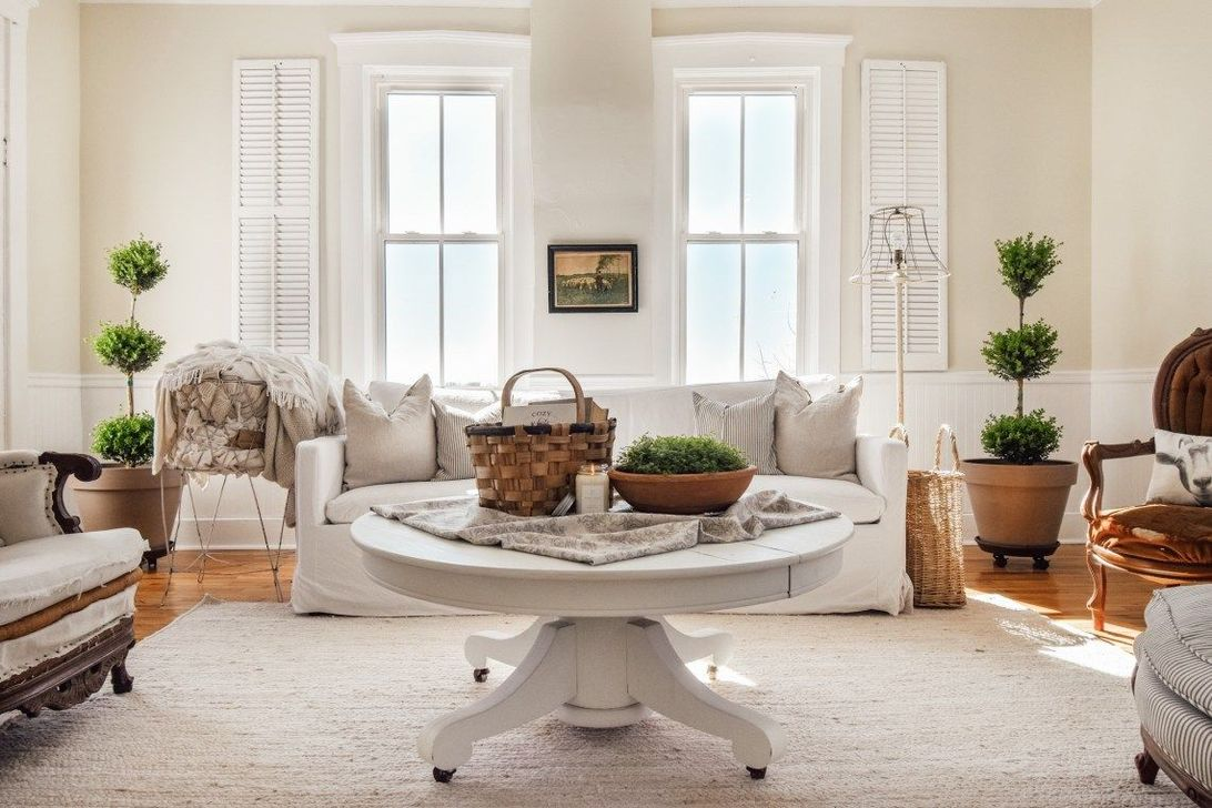 Fabulous Spring Living Room Decor Ideas 04