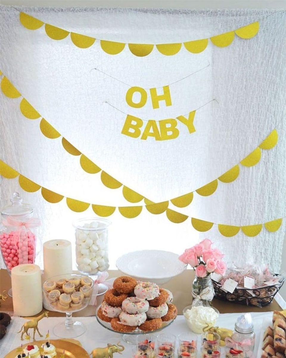Lovely Spring Baby Shower Themes Decor Ideas 12