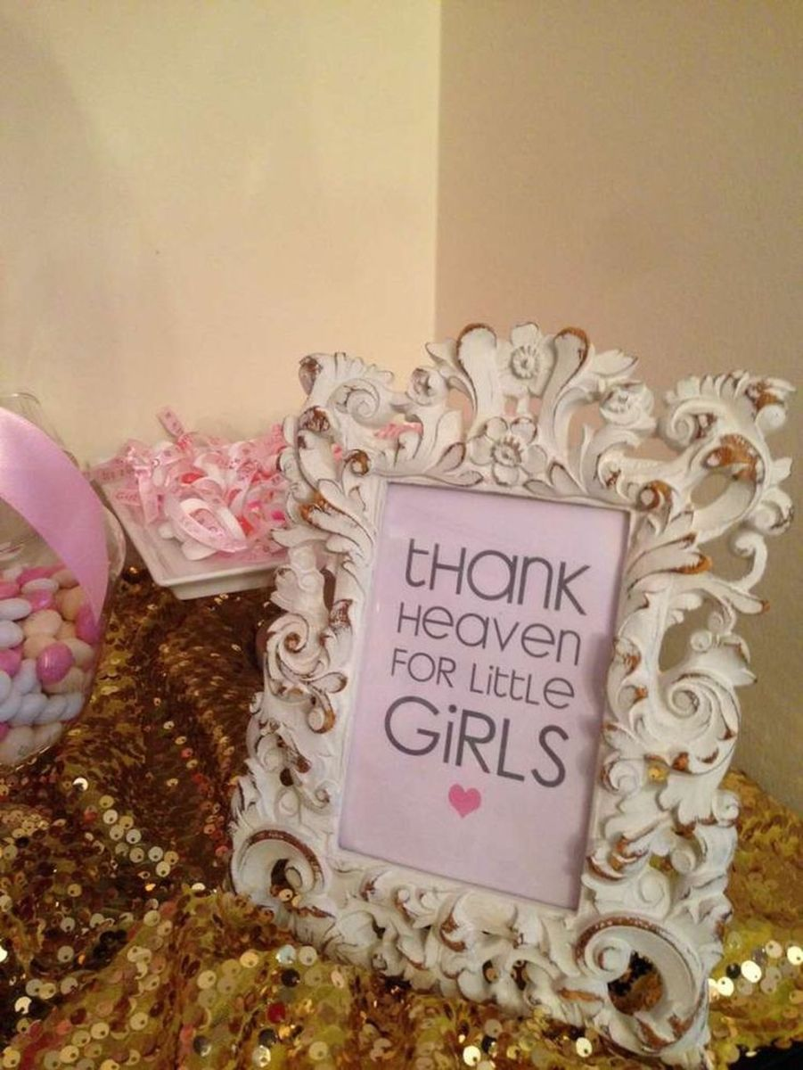 Lovely Spring Baby Shower Themes Decor Ideas 30