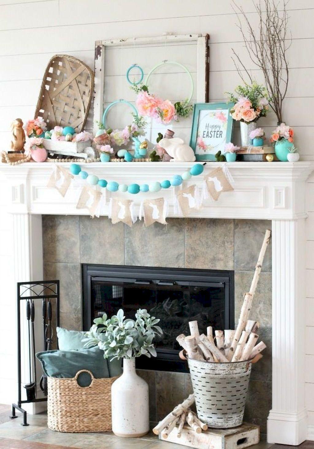 Perfect Farmhouse Spring Decor Ideas 11