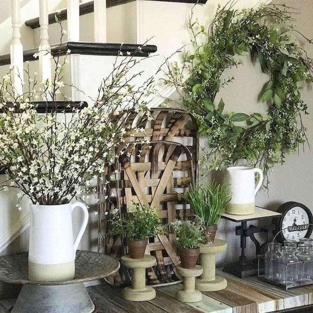 Perfect Farmhouse Spring Decor Ideas 13