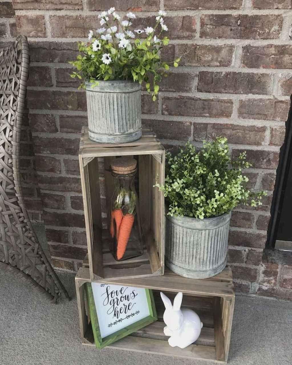 Perfect Farmhouse Spring Decor Ideas 21